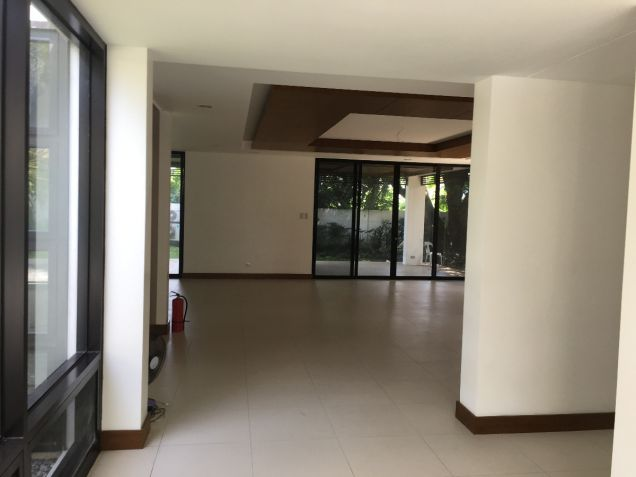 Forbes Park Makati Modern Asian new house for rent - 4