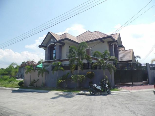 2 Storey House and Lot for Rent in Friendship Angeles City near Clark - 0