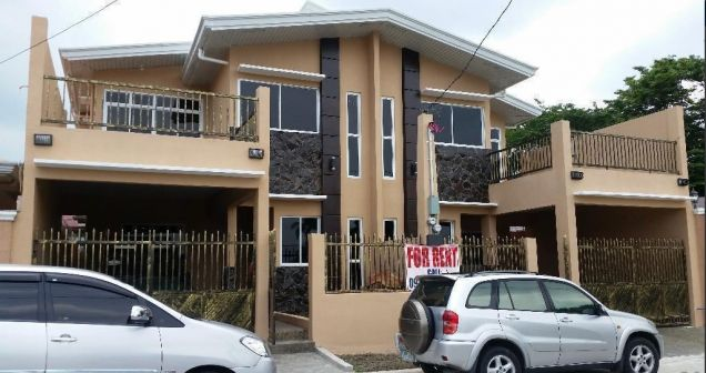 House for rent infront of club house in Friendship - 35K - 3
