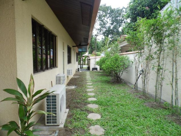 Furnished Bungalow House In Angeles City For Rent With Pool - 8