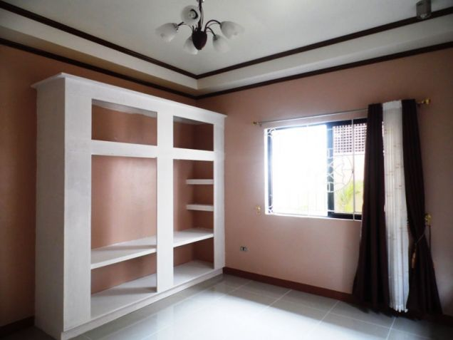Furnished  House & Lot For Rent Along Friendship Highway In Angeles City Near CLARK - 4