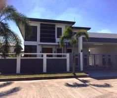 2 Storey Brandnew Modern House & Lot for RENT in Hensonville Angeles City - 0