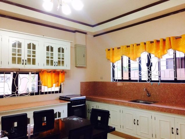 3 Bedroom Furnished Bungalow House and lot for Rent in a High End Subdivision - 5