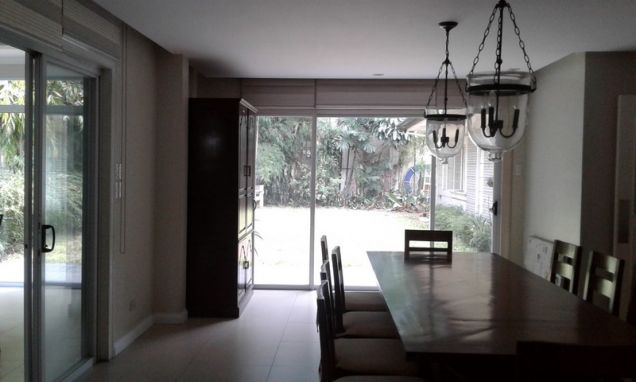 4BR House For Rent in Bel Air 2 Village, Makati - 8