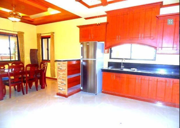 5 Bedroom House In Angeles City Fully Furnished For Rent - 3