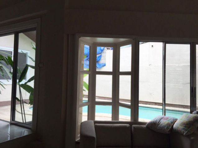 3 BR Furnished House For Rent in St. Michael's Village, Banilad - 1