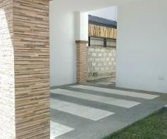 Nice House and lot with 3 Spacious Rooms for rent - 50K - 4