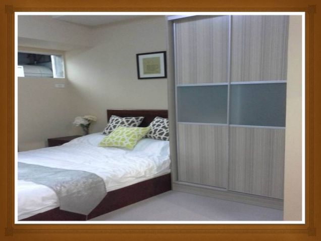 Furnished and Very affordable Studio condo unit near Boni Mrt Station and Cybergate. - 5