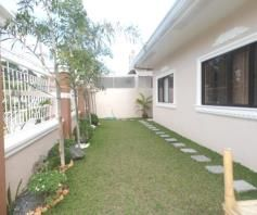 3BR Bungalow house for rent for 50K - 1