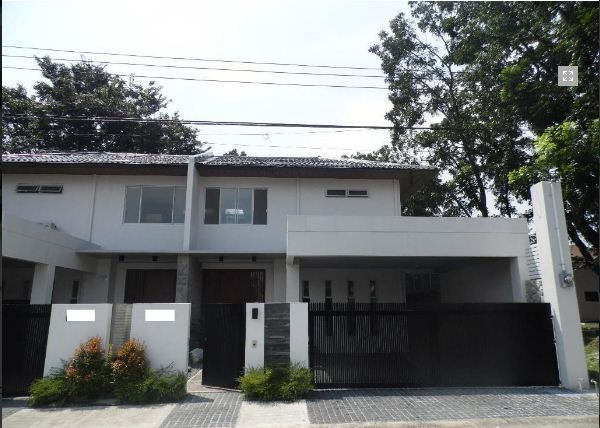 Modern House and lot for rent in Friendship @ 45k - 0