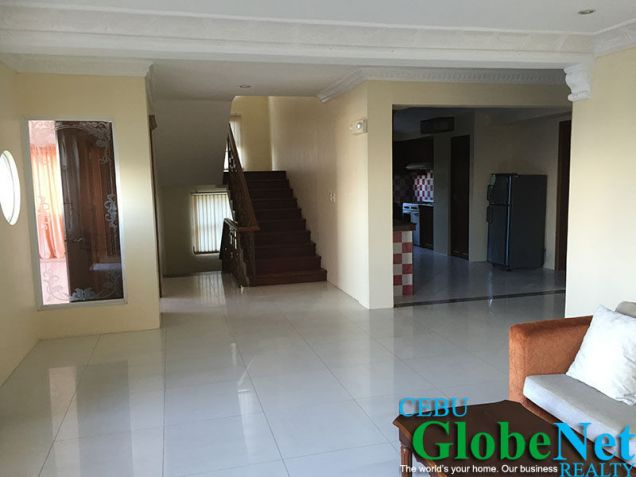 House and Lot, 4 Bedrooms for Rent in Dona Rita, Cebu, Cebu GlobeNet Realty - 0