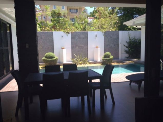 House and Lot, 4 Bedrooms for Rent in Banilad, Ma. Luisa, Cebu, Cebu GlobeNet Realty - 8