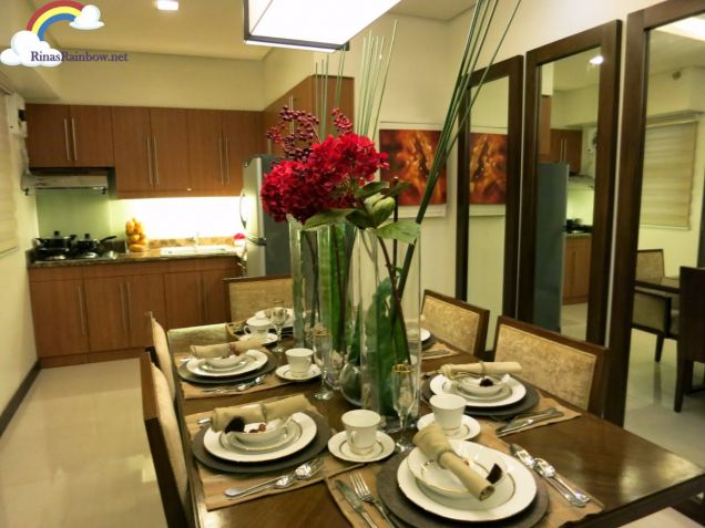affordable 2 bedroom condo for sale in muntinlupa city, rhapsody residences - 1