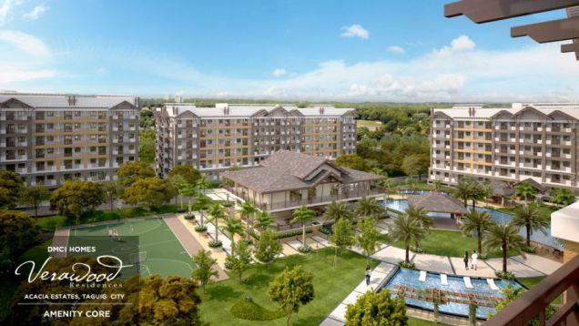 Verawood Residences 3 Bedroom Condo in Acacia Estates Taguig near BGC! - 2