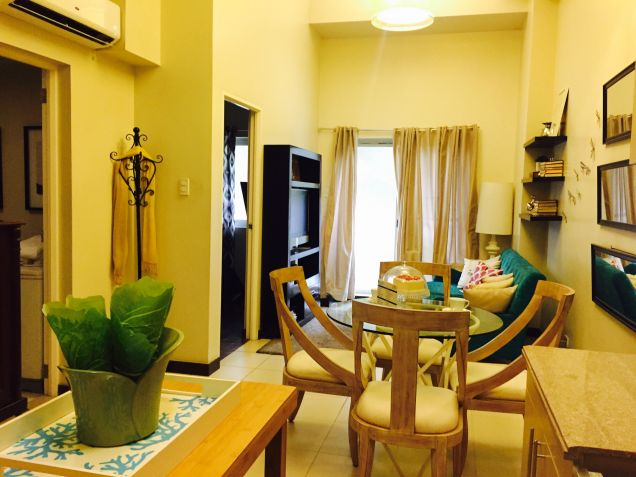 Condominium For Sale in Pasig, Amang Rodriguez Avenue - 2 bedrooms - 64 sqm - 1