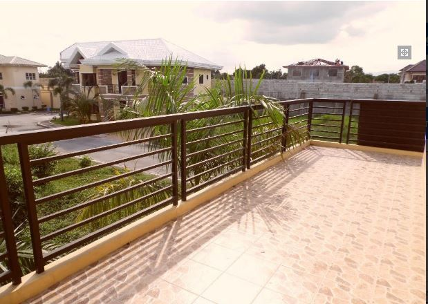 4 Bedroom fully furnished House and lot for rent near SM Clark - 4