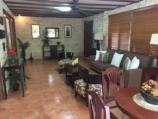 9 BR Furnished House For Rent in Maria Luisa Subdivision, Banilad - 0