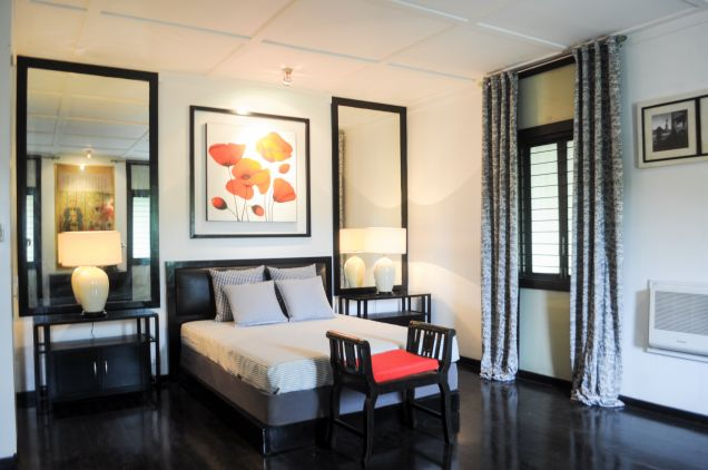 Fully furnished Four Bedroom for Rent in Magallanes Village Makati City - 4