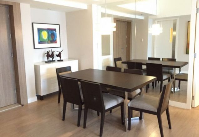 Condo for Sale in Fraser Place Makati - 1
