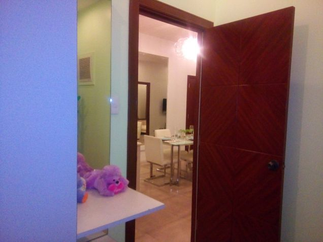 Studio Unit For Sale along P. Tuazon near Gateway and SM Cubao - 9