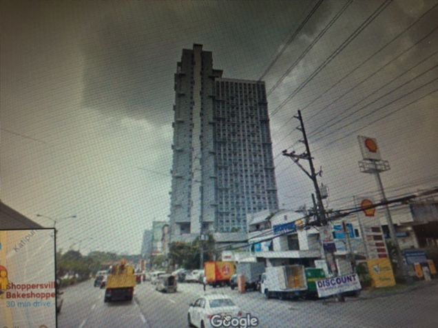 Commercial lot along Katipunan Avenue - 1