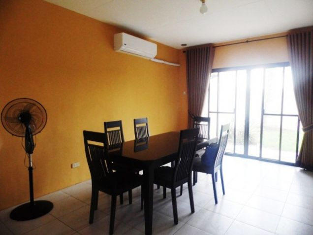 Town House with 4 Bedrooms inside a Secured Subdivision for rent @P35K - 4