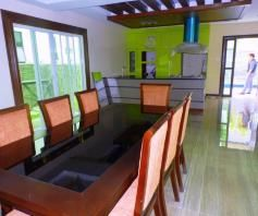 Fully Furnished House with pool inside a gated Subdivision for rent - 80K - 9