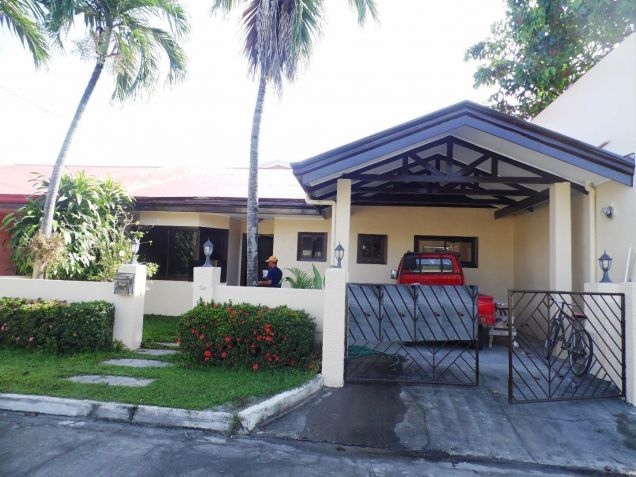 Bungalow house and lot for rent with 3BR in Angeles - 35K - 2