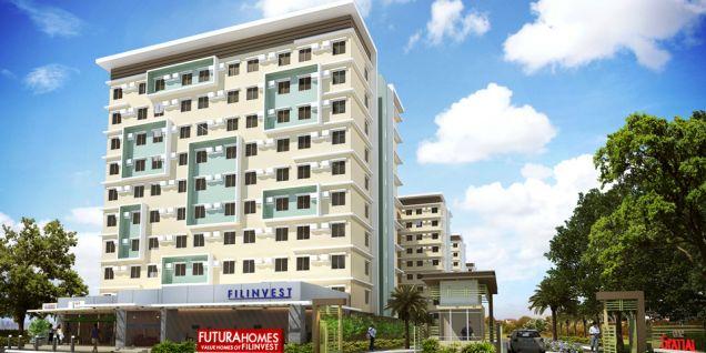 One Spatial Iloilo, 32 sqm, 2 Bedroom for Sale, Iloilo, Filinvest Land Inc - 2