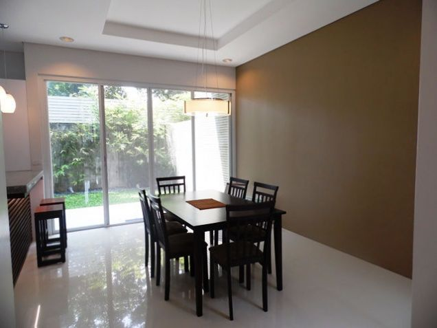 Modern House and Lot For Rent !! in Friendship area @P45K - 8