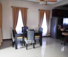 Fullyfurnished 3 Bedroom House & Lot For RENT In Hensonville, Angeles City - 1