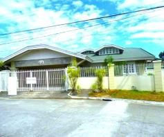 Bungalow House With 4 Bedrooms For Rent In Angeles City - 0