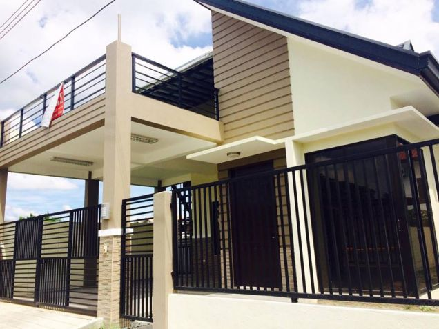 3 Bedroom Modern Bungalow House and Lot for Rent in Amsic - 0