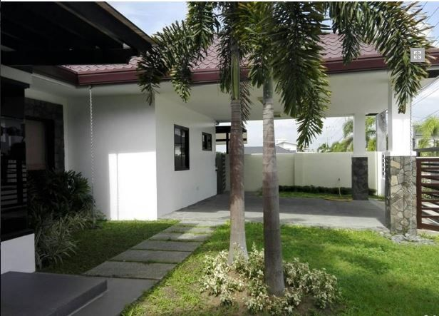 1 Storey House with swimming pool for rent - 75K - 5