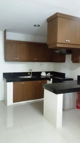 3BR Fully furnished with 24hrs. security - 35K - 8