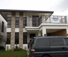 For Rent Furnished Two Story House In Angeles City - 1