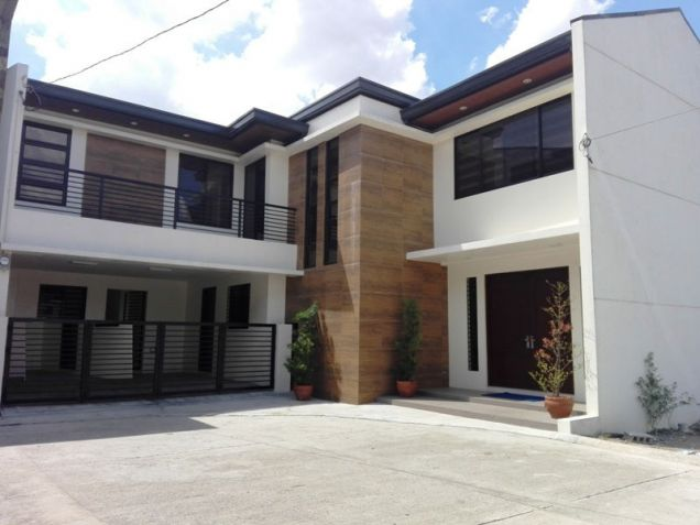 W/ Private Pool House & Lot For Rent In Friendship Angeles City Near CLARK - 2