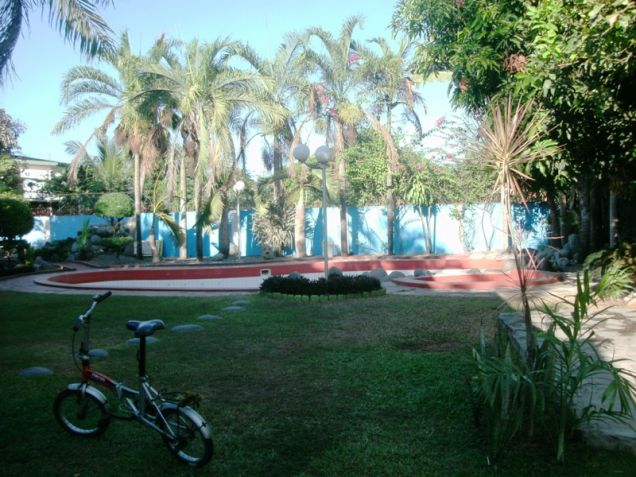 2 Storey with Swimming Pool House and Lot for RENT in Mabalacat Pampanga - 5