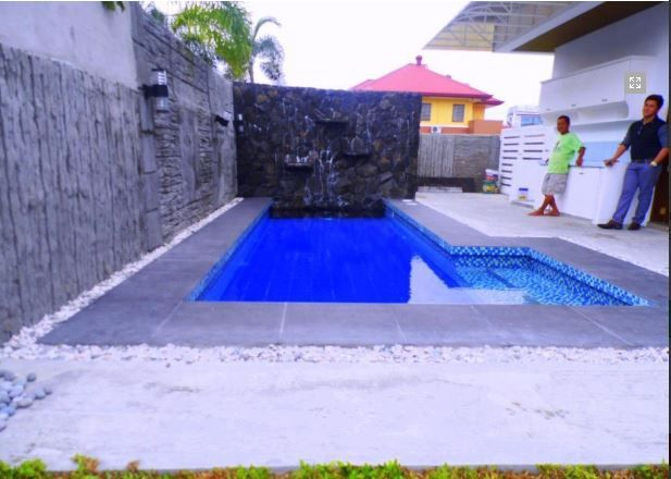 Modern House with swimming pool for rent in Hensonville - 80K - 3