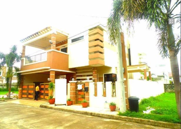 5 Bedroom House In Angeles City Fully Furnished For Rent - 0