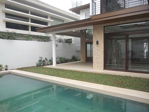 Bel Air Village Makati Houses for Rent - 0
