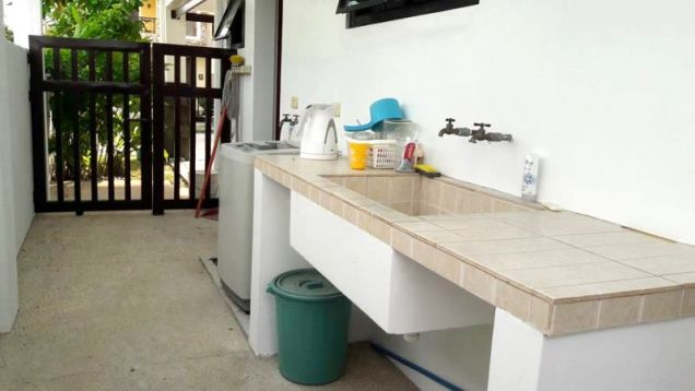 Fully Furnished Bungalow House with Swimming pool for rent - 90K - 3