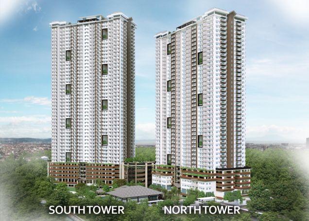 Promo 10percent in 6 months 1 bedroom Condo Unit in EDSA near Munoz SM North LRT - 1