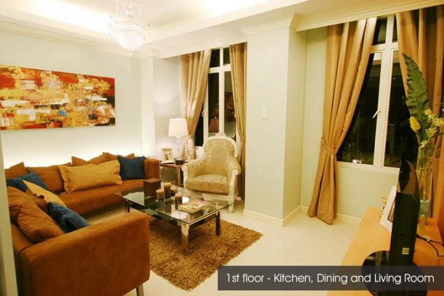 House and Lot For Rent in Guadalupe Cebu, Fully Furnished - 4