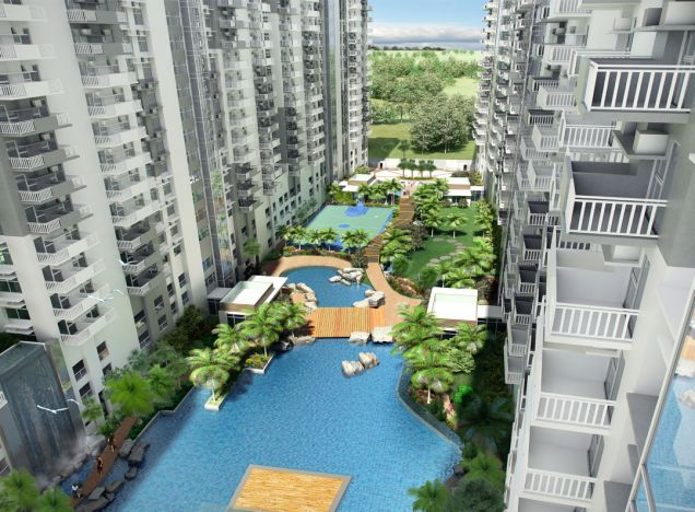 Bi-Level Penthouse in Kasara Resort Residences for Sale along C-5 Pasig City - 3