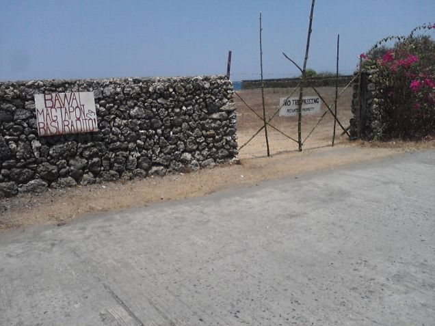 Titled Beach Lot Property for sale, Bacnotan, La Union, Ilocos - 1