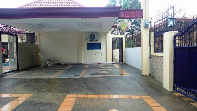 W/ Private SwimmingPool 1-Storey 4Bedroom Furnished House & Lot For RENT In Friendship Angeles City Near To Clark... - 6