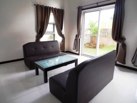 This 2 Storey House with Spacious Living room for rent at P55K - 8