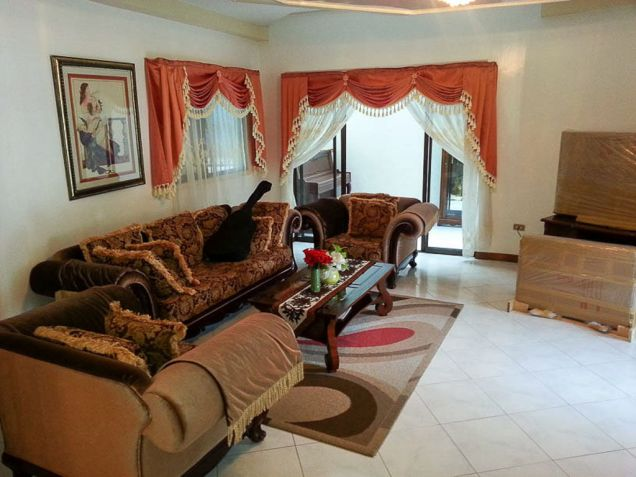 5 Bedroom House with Swimming Pool for Rent in Maria Luisa Cebu - 0