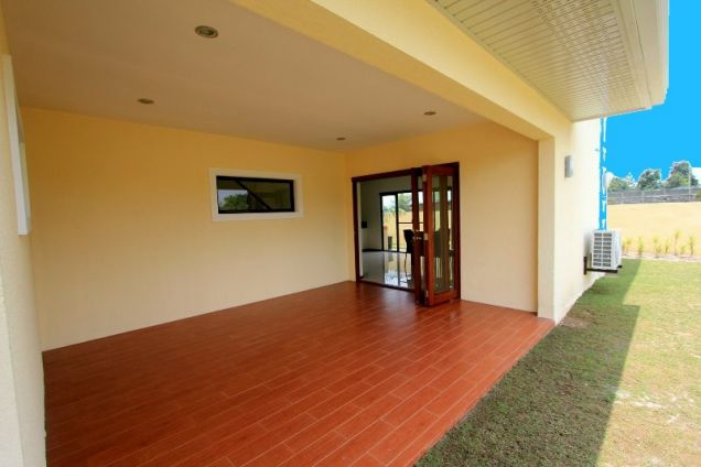 Furnished 4Bedroom 2-Storey House & Lot For Rent In Hensonville Angeles City Near Clark - 4